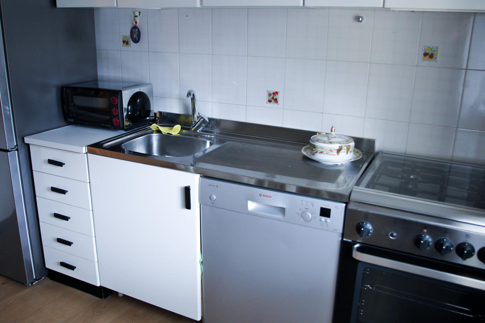cucina 1 b b villa carrara